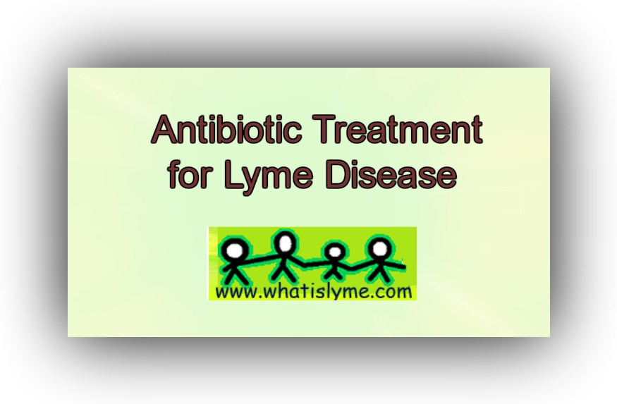 antibiotic-for-lyme-disease