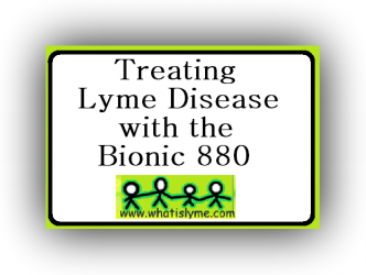 alternative treatments for l yme disease