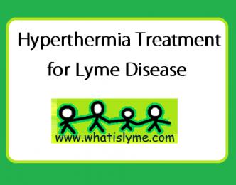 hyperthermia-lyme-disease