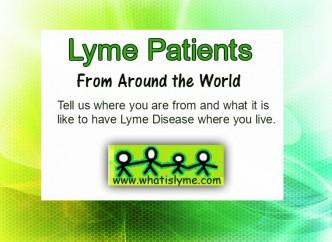 where is lyme disease
