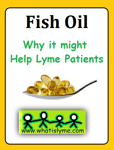 The Benefits Of Fish Oil What Is Lyme Disease