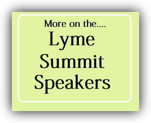 who spoke at the lyme summit