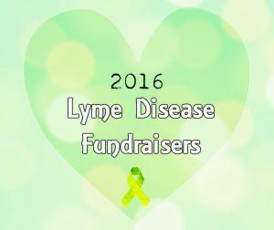 lyme disease patient fundraisers