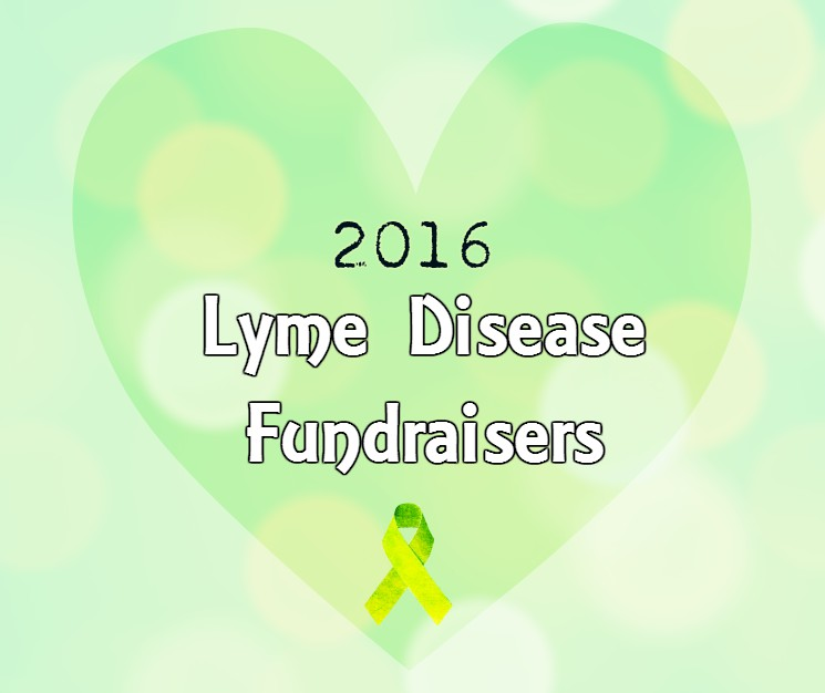 lyme disease patient fundraisers