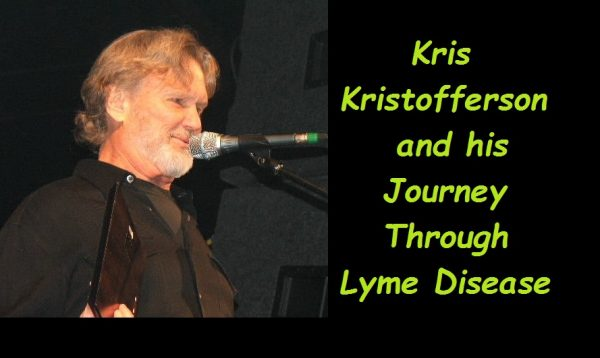 Kris Kristofferson and Lyme Disease