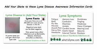 Lyme Disease awareness facts