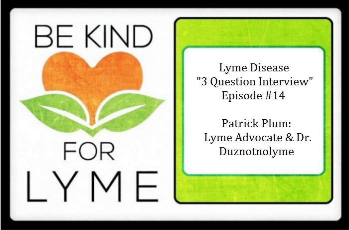 Lyme Disease interviews