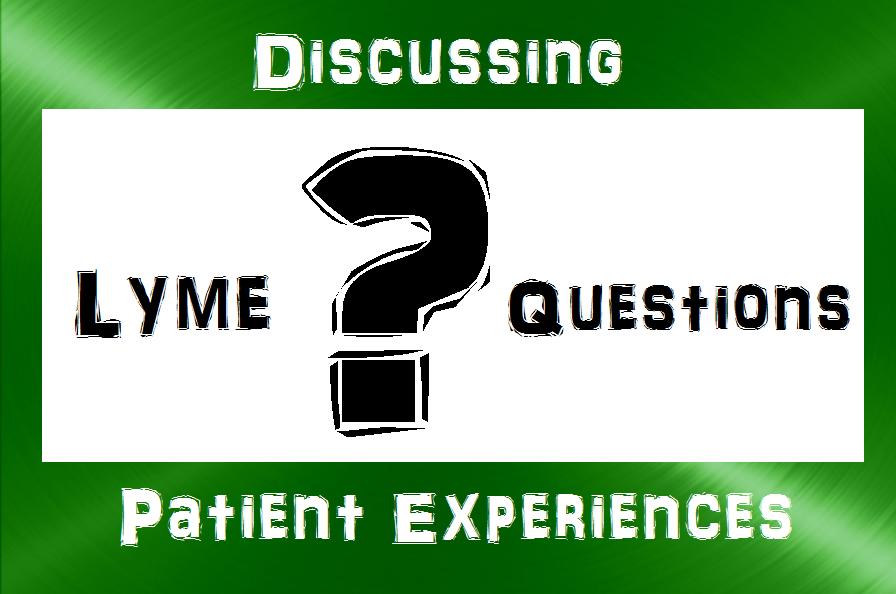 lyme disease questions