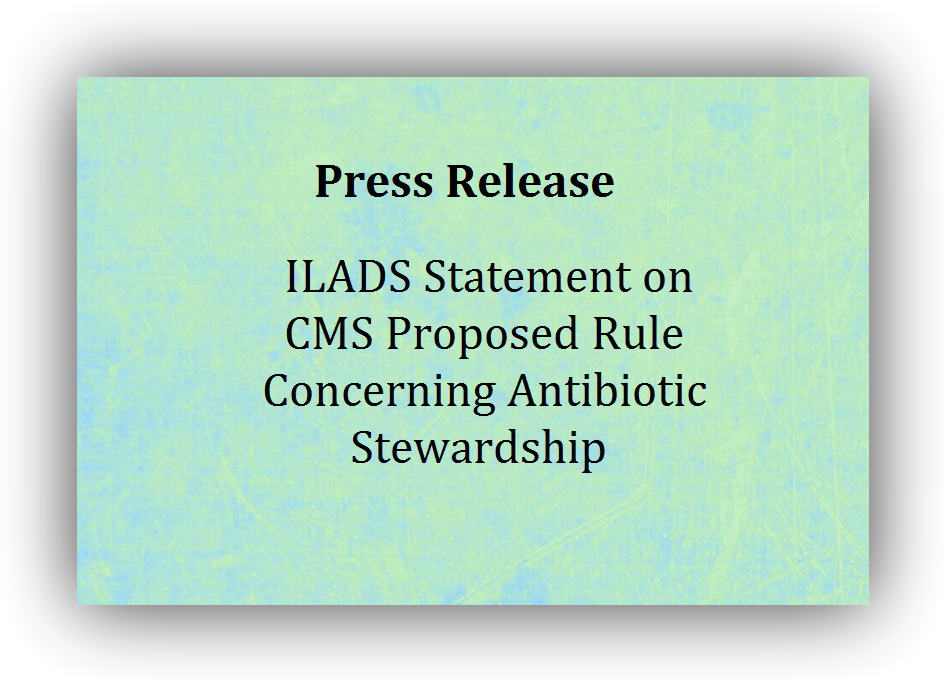 press release from ilads