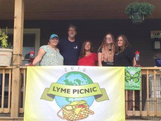 Virginia Lyme Picnic at the Raineys