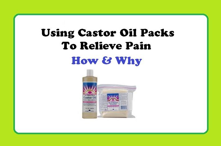 how to use castor oil packs