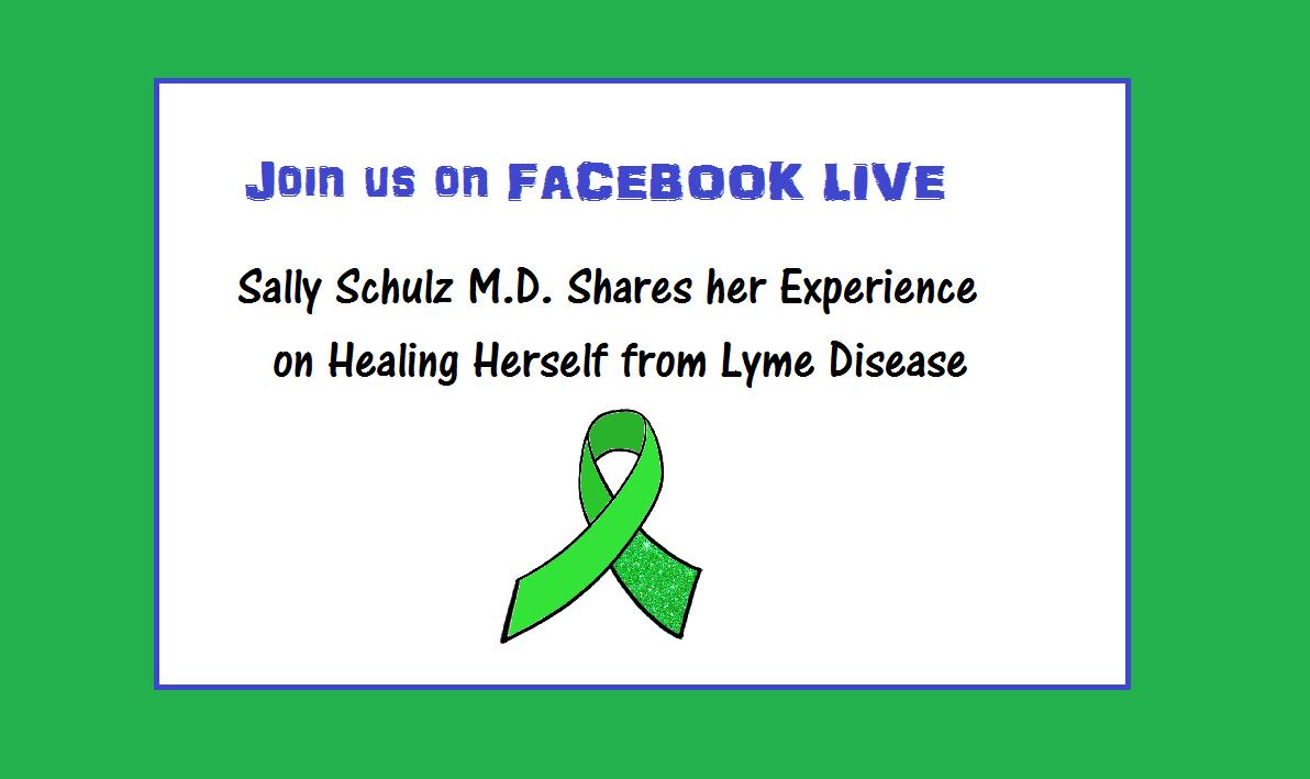 dr Sally live presentation