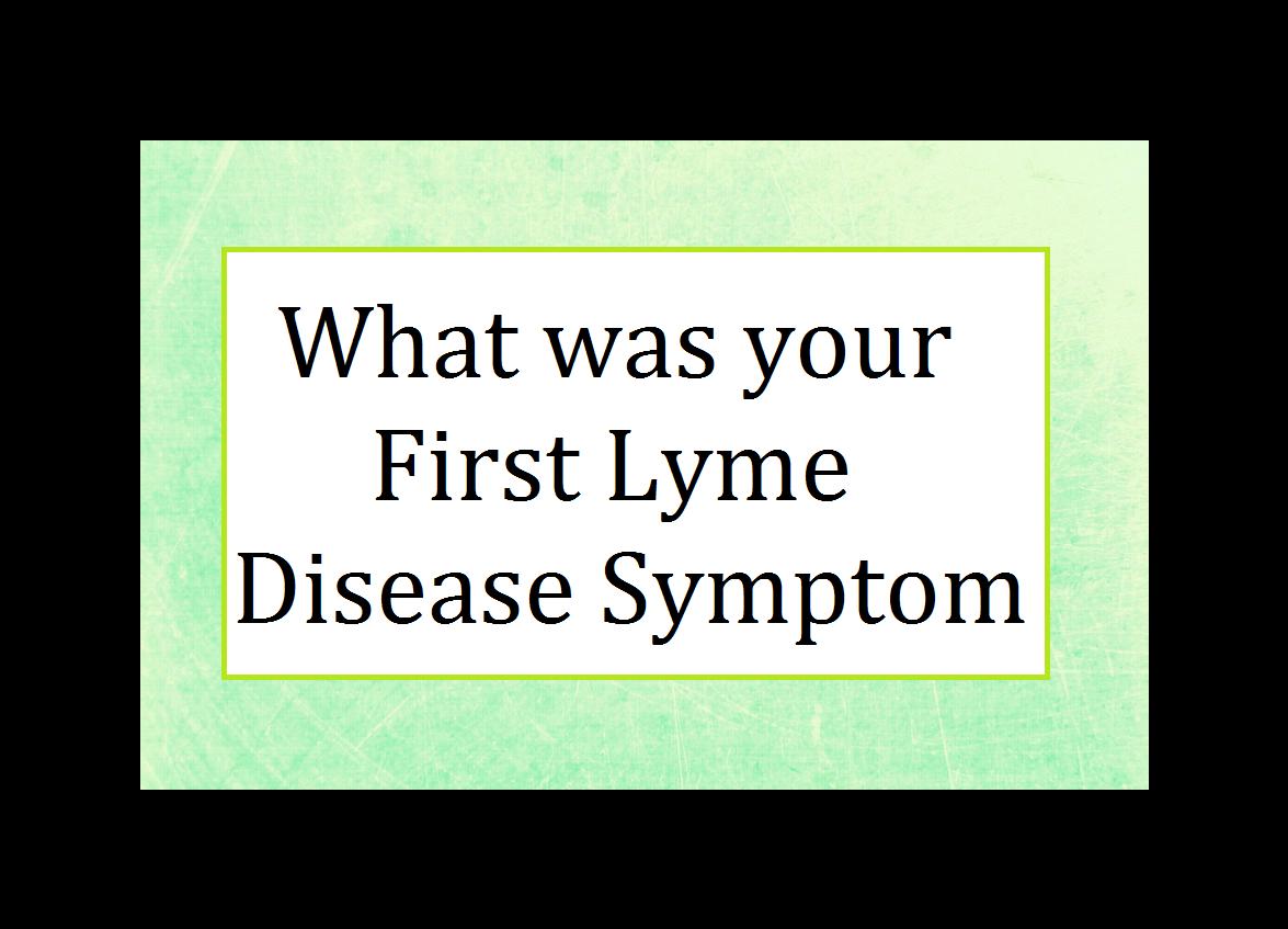 lyme disease, symptoms