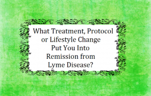 lyme disease treatments that work