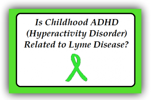 kids and lyme