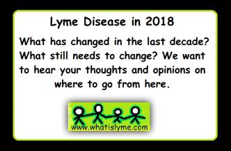 lyme patients discuss lyme disease